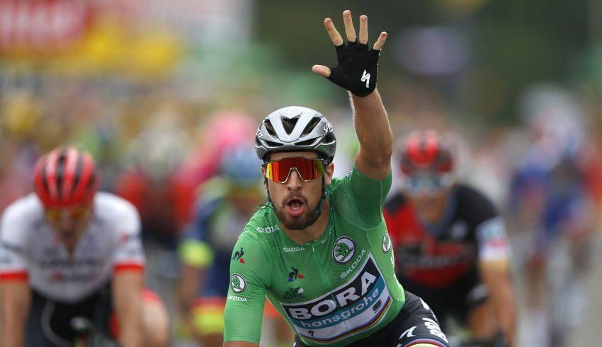 4b1cf3c0d5fc9 Od Petra Sagana sa, ako už tradične, na tohtoročnej Tour de France očakáva  najmä zisk zeleného trička, ktoré je určené pre víťaza bodovacej súťaže.